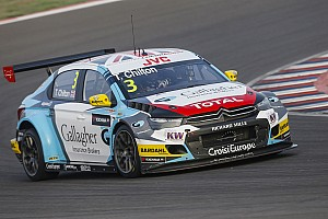 WTCC Breaking news Chilton says Ehrlacher clash penalty too harsh