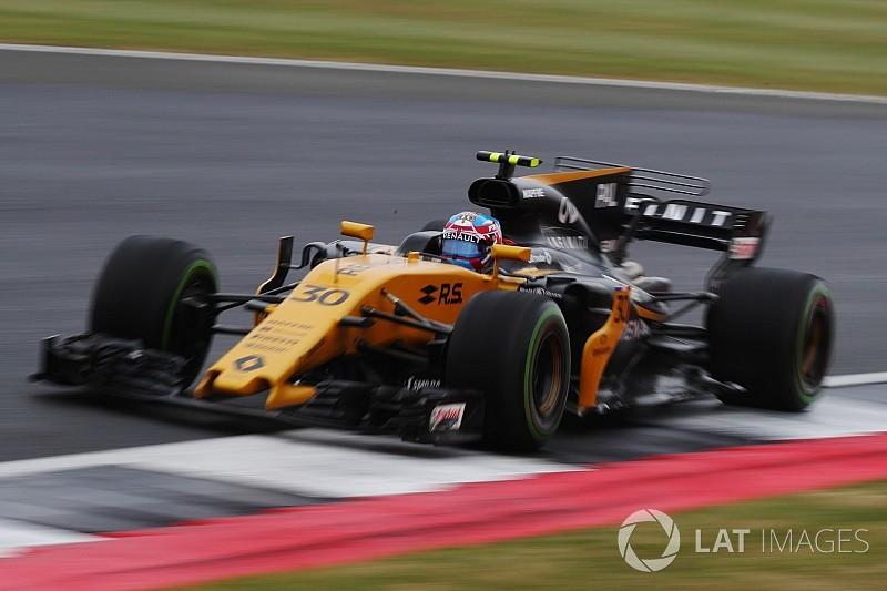 Renault: Palmer userà il nuovo fondo della R.S.17 all'Hungaroring