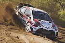 WRC 【WRC】トヨタ、ラリー・ポルトガルに向けてプレイベントテストを完了