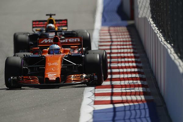 F1 Noticias de última hora La estadística inesperada: McLaren y Alonso llevan más kilómetros que Red Bull