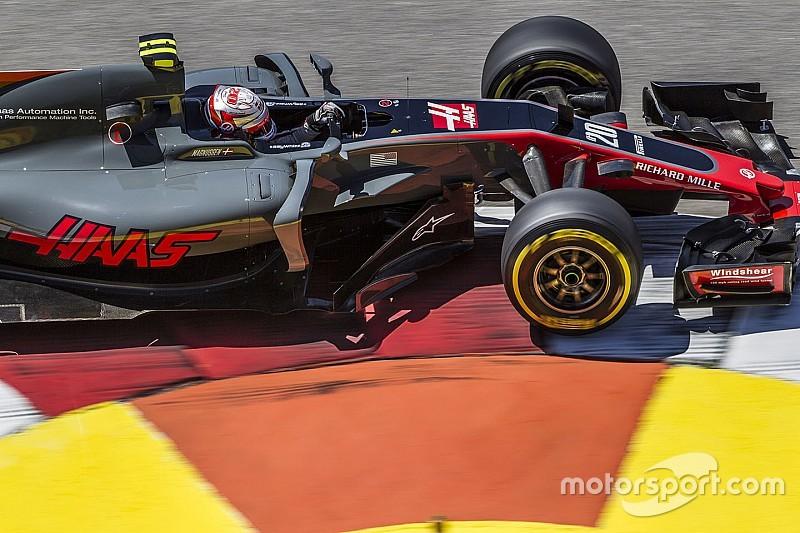 Haas вернулась к тормозам Brembo после первого же дня в Сочи