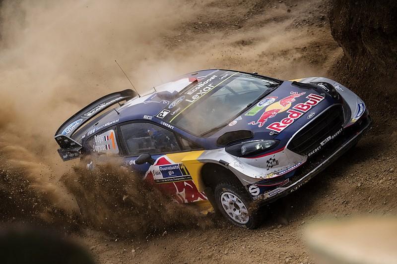 Sébastien Ogier podría ser excluido del Rally México