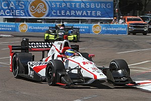 IndyCar Yarış raporu St Pete IndyCar: Geriden gelen Bourdais sezonun ilk yarışını kazandı