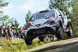 WRC Yarış ayak raporu Finlandiya WRC: Lappi, Toyota ile WRC'deki ilk zaferini kazandı
