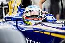 FIA F2 Роуленд отказался считать себя виновником вылета Маркелова