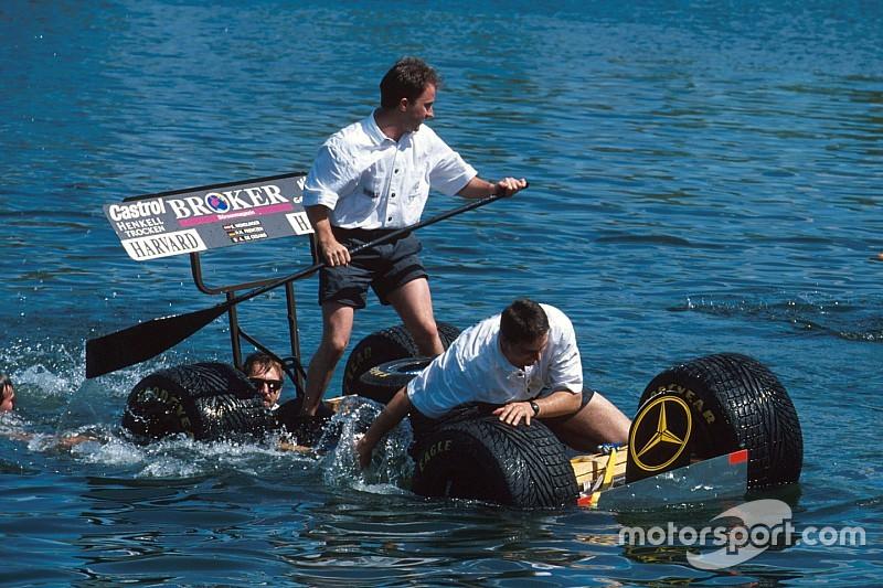 La F1 relance la course de radeaux à Montréal!