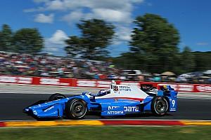 IndyCar 速報ニュース 【インディカー】ロードアメリカ:完璧リスタートのディクソンが優勝