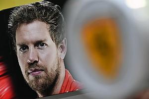 Vettel no quiere el papel de favorito para Singapur