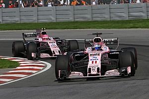 F1 Noticias de última hora Force India admite que quizás deberían haber dado órdenes de equipo
