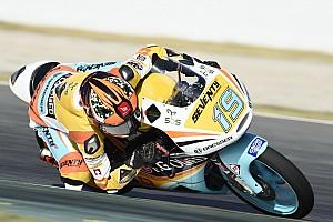 Moto3 Crónica de Clasificación Pole de Gabriel Rodrigo en Moto3