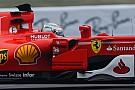 Forma-1 Újabb látványos képek a Ferrari forgatási napjáról: Vettel és Raikkönen
