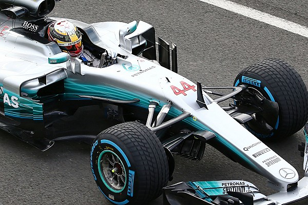 F1 トップリスト 【F1】ギャラリー:メルセデスW08ディティール