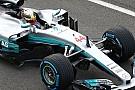 F1 【F1】ギャラリー:メルセデスW08ディティール