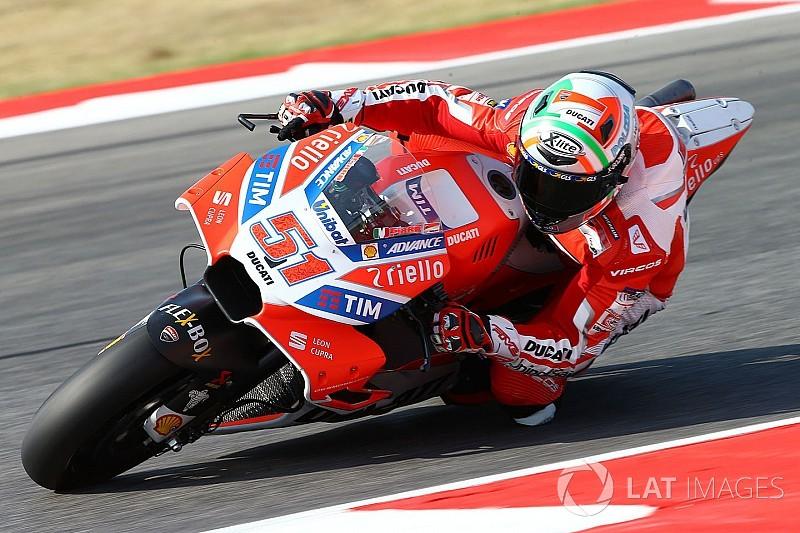 Pirro quer mais oportunidades na MotoGP com Ducati