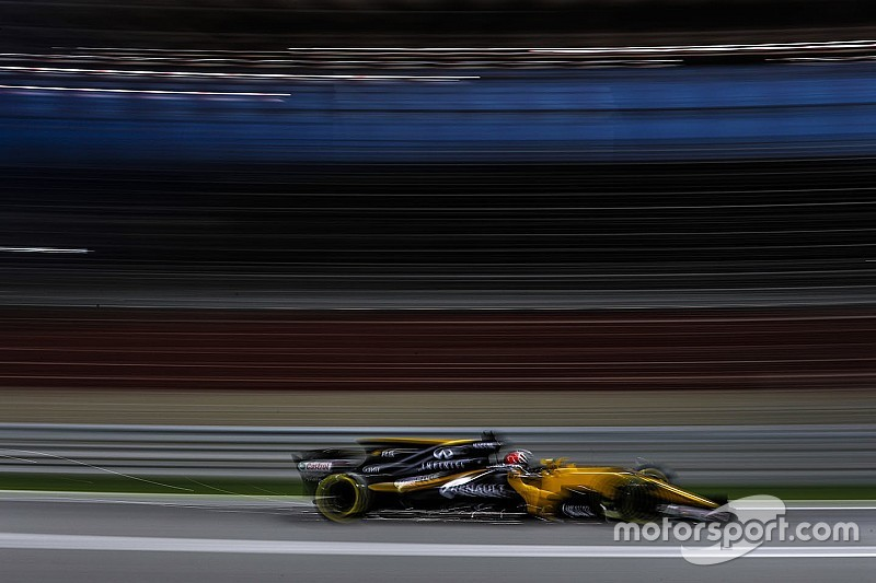Hülkenberg offre à Renault son premier top 10 en 2017