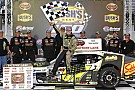 Patrick Emerling makes first NASCAR win memorable at Bristol