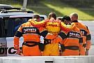 Kazada 139G kuvvete maruz kalan Hunter-Reay Pocono'da yarışacak