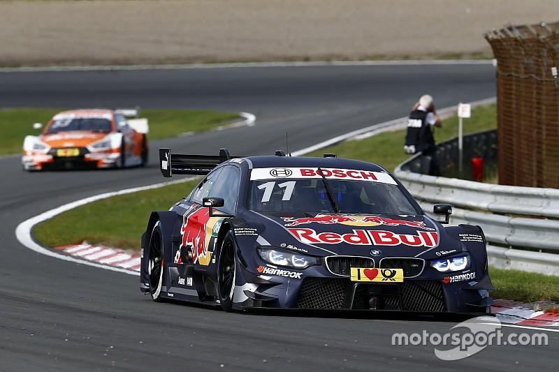 Wittmann diskalifiye edildi, Audi 1-2-3-4 oldu!