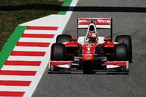 FIA F2 Отчет о квалификации Леклер завоевал второй поул подряд, Маркелов – 13-й