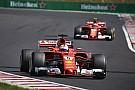 Formule 1 Vettel : Ferrari se fait copier, et