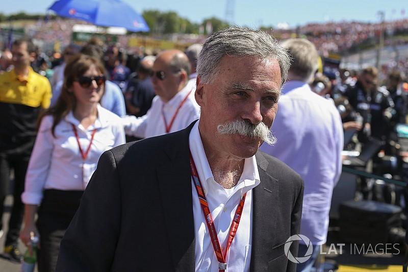 El salario de Carey depende del dinero que consiga para la F1