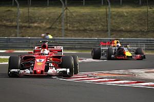 Formule 1 Résumé d'essais Hongrie, J2 (matin) - Vettel meilleur temps, Kubica septième
