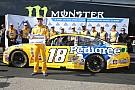 NASCAR Sprint Cup Daniel Suárez largará tercero en Dover y Busch con la pole