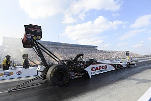 NHRA Race report Torrence scores first win of season at Four-Wide Nationals