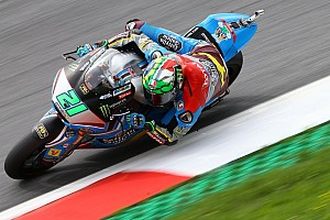 Moto2 Reporte de la carrera Morbidelli se lleva su séptimo triunfo del año; Márquez, 2º