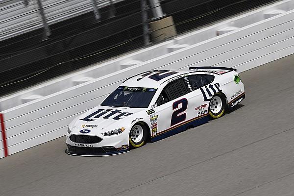 NASCAR Cup NASCAR: Michigan-Pole für Lokalmatador Brad Keselowski
