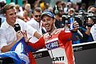 MotoGP Expérience et travail rendent Dovizioso plus fort que jamais
