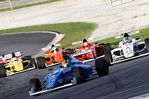 Formula 4 Breaking news No cars finish Formula 4 race at Sepang