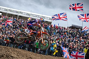 MXGP Raceverslag Motocross of Nations: Herlings houdt titelhoop in leven ondanks valpartij