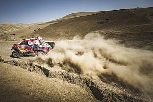Cross-Country Rally Resumen de la fase Al Attiyah asalta el liderato en Marruecos y la mecánica castiga a Sainz