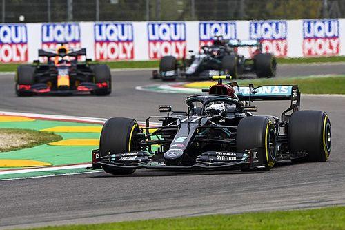 Verstappen: Les règles 2022 ne sont pas faites pour stopper Mercedes