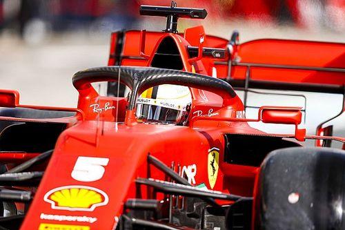 """Vettel: """"Portimao'da çok fazla kör viraj var"""""""
