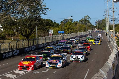 Border reprieve for Townsville Supercars