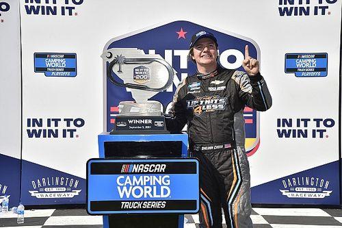 NASCAR Truck champ Sheldon Creed moving to Xfinity Series