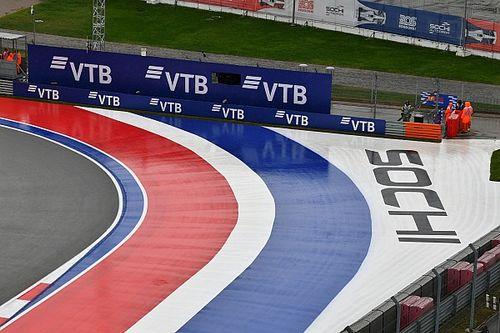 Hoe zou F1 omgaan met verregende kwalificatie in Sochi?