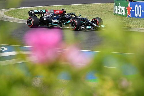 Hamilton rebuffs 'gamesmanship' accusation on slow Hungary Q3 lap