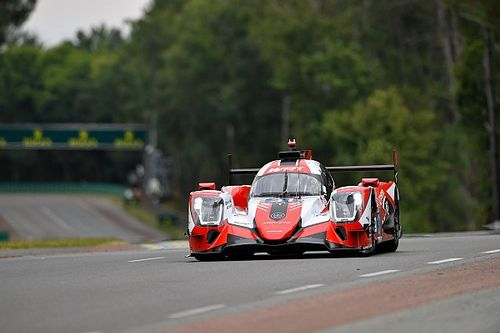 Frijns wint 24 uur van Le Mans in LMP2-klasse na dramatische ontknoping