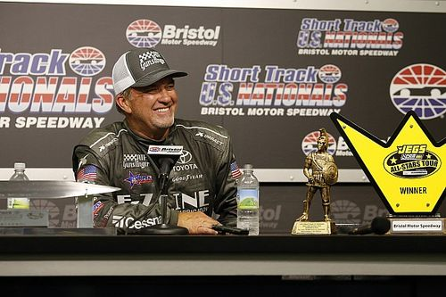 NASCAR's Mike Skinner takes Short Track U.S. Nationals win
