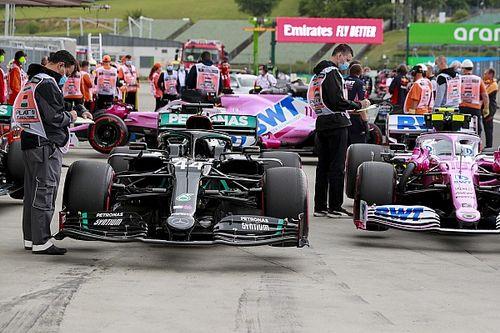 Технический анализ: важное отличие Racing Point RP20 от Mercedes W10