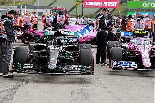 Формула 1 запретит командам копировать чужие болиды