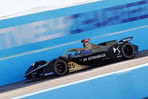 Berlin E-Prix: Vergne pips teammate da Costa to take pole