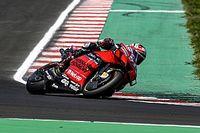 Pirro confiant dans les progrès de Ducati pendant la pause