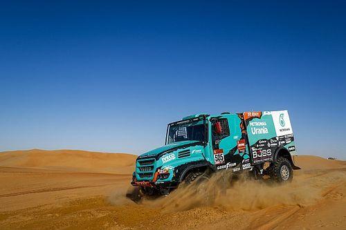 De Rooy zet deel van Dakar Rally-team in de verkoop