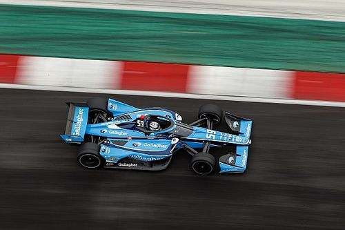 """Chilton: """"Life is to be enjoyed, and I don't enjoy oval racing"""""""