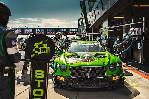 Intercontinental GT: Bentley chiude subito il programma ufficiale
