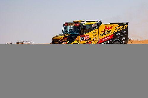 Macik pakt eerste etappezege in de Dakar Rally